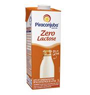 Leite Piracanjuba Zero Lactose 1l Caixa