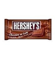 Barra De Chocolate Hersheys Ao Leite 130g
