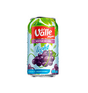 Suco Del Valle Mais Light Uva 335ml Lata