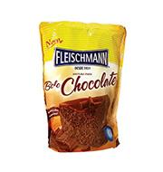 Mistura Para Bolo Sabor Chocolate Fleischmann