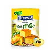 Mistura P/bolo Milho Fleischmann 450g