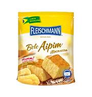 Mistura P/bolo Aipim Fleischmann 450g