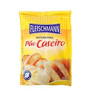 Mistura P/pao Caseiro Fleischmann 1kg