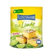 Bolo Limao Cremoso Fleischman 450g