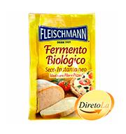 Fermento Biologico Fleischmann 10g Pacote