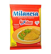 Mistura Kisabor P/empanar Milanesa 300g Pacot
