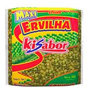 Ervilha Partida Kisabor 500g