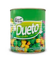 Dueto Goiás Verde Milho E Ervilha 200g