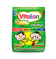 Mingau Milho Vitalon Pacote 200g