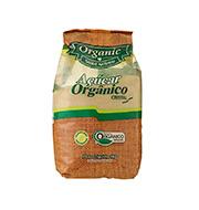 Açúcar Organic Cristal 1kg Pacote