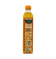 Oleo Organic Soja 500ml  Pet