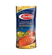 Molho Tomate Barilla Azeitona Sache 340g
