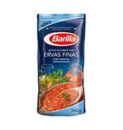 Molho Tomate Barilla Ervas Finas Sache 340g