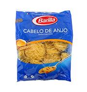 Barilla Cabelo De Anjo C/ovos 500g Pacote