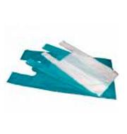 Sacolinha Bioplastica 48x55 Cinza
