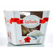 Caixa de Bombom Raffaello Ferrero 150g