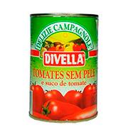 Tomate Sem Pele Divella 240g