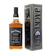 Whisky Jack Daniels 1l Garrafa De Vidro