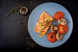 paleo diet salmon