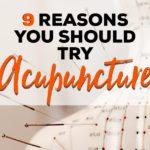 acupuncture health benefits