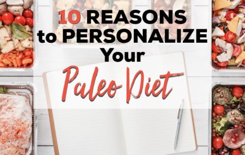 customize paleo diet