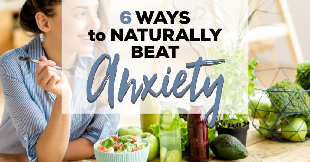 how does anxiet effect diet