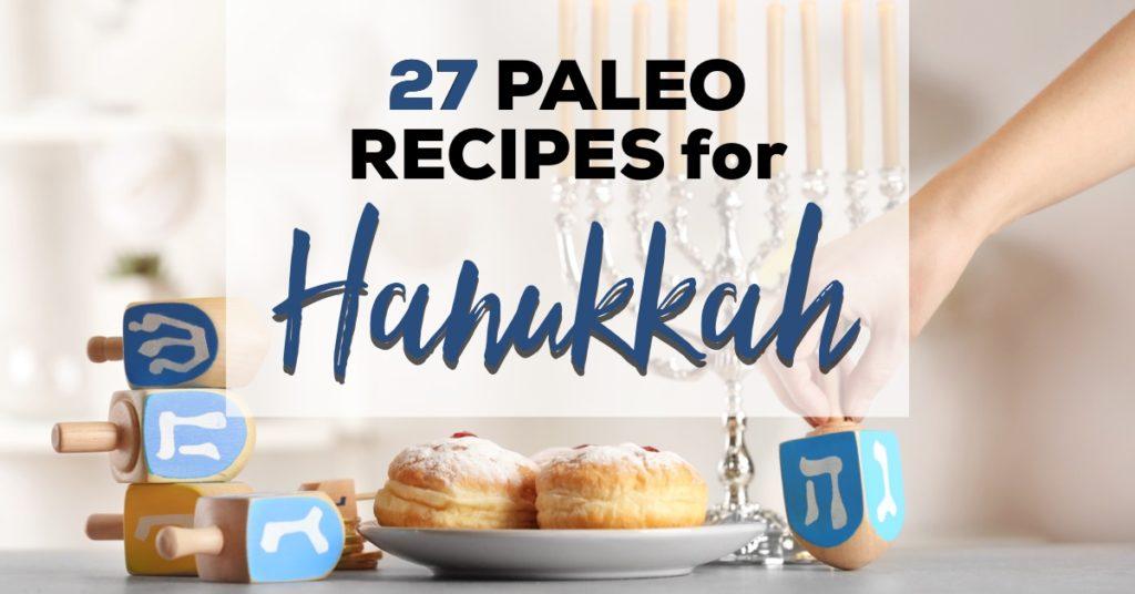 paleo hanukkah recipes