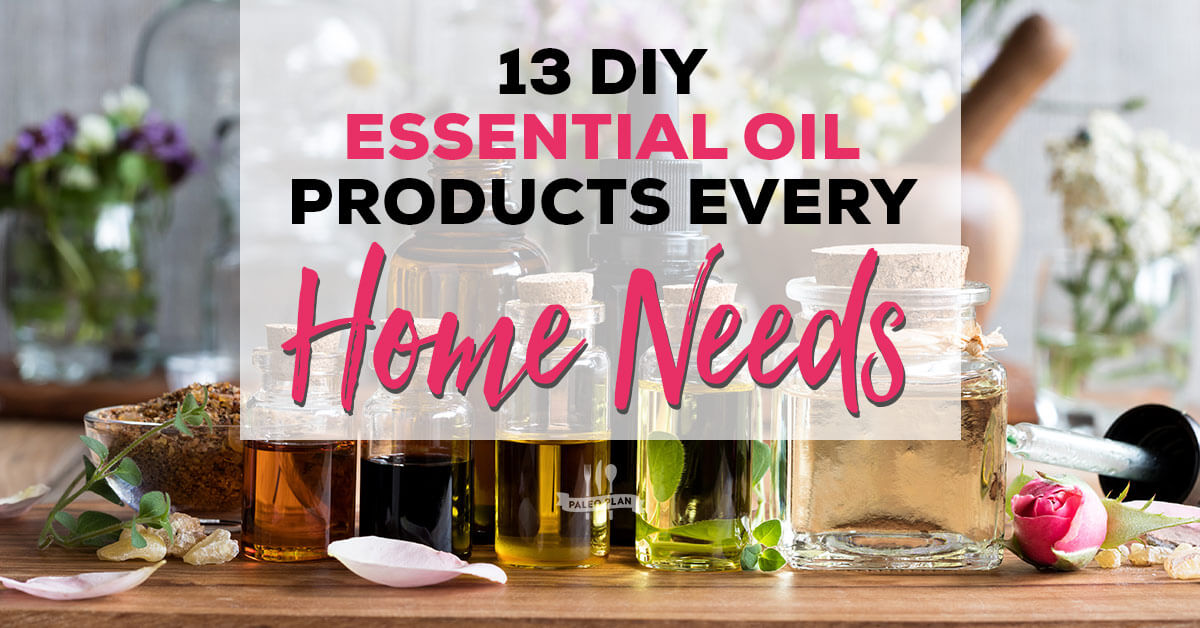 How to Use Essential Oils in Home Products