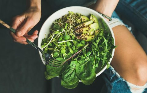 Stop chugging green juice: Many gut cleanses come rooted in junk science, but true gut health starts with nourishing foods.
