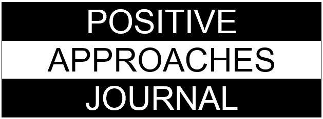 Positive Approaches Journal - Volume 2 Title