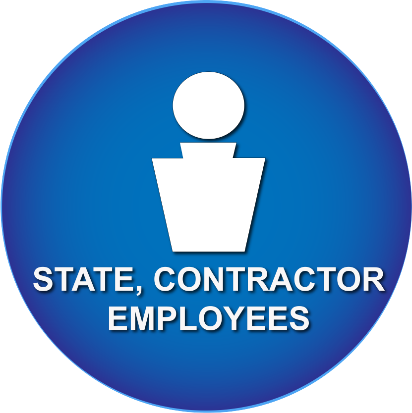 I am a State Employee/Contractor