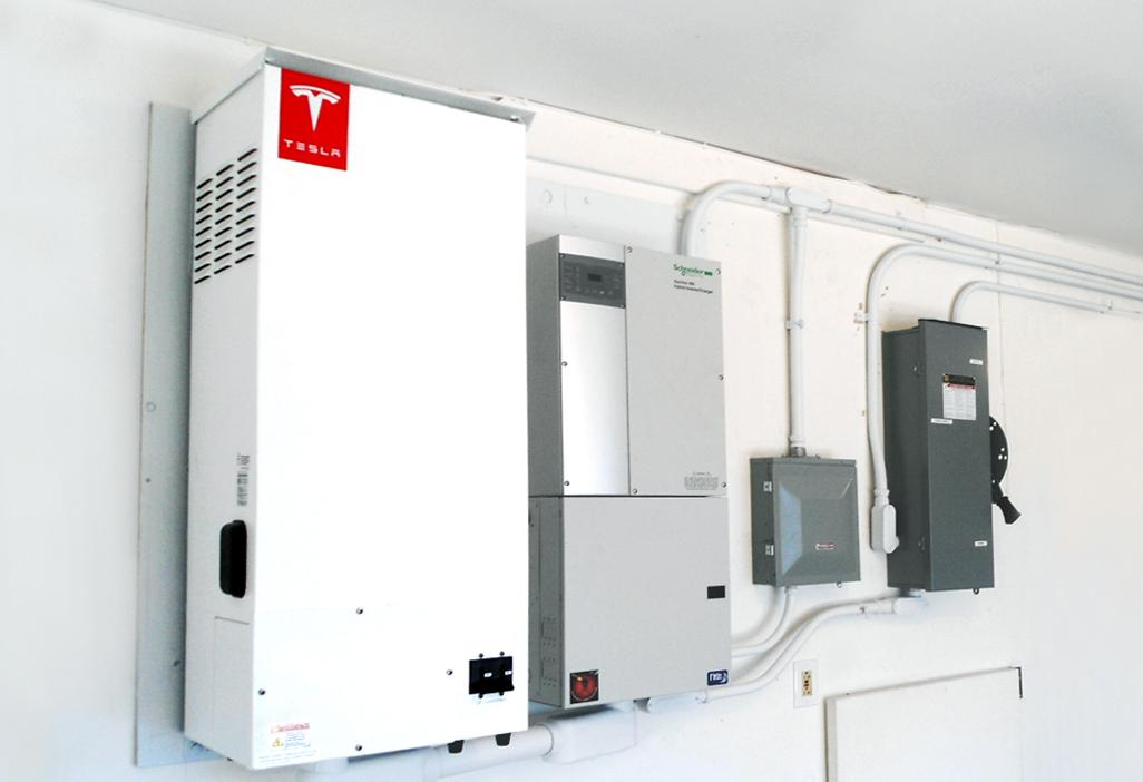 Tesla battery will power your home