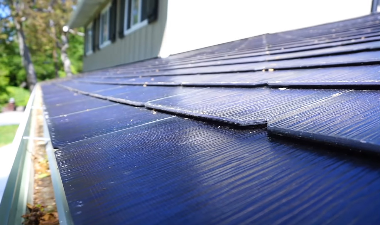 Tesla Solar Roof Testimonial Cost And Installation