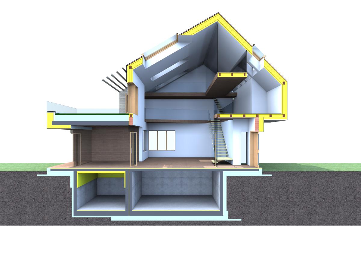passive house energy credits
