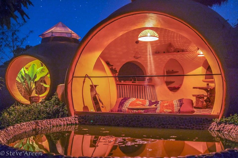 Hajjar-Gibran-Dome-House