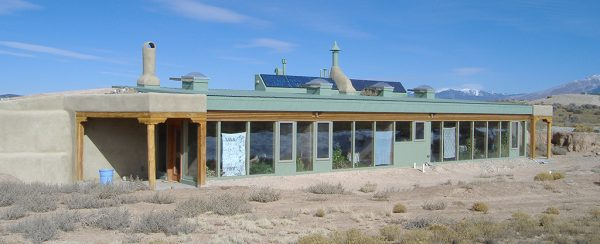 two bedroom packaged earthship