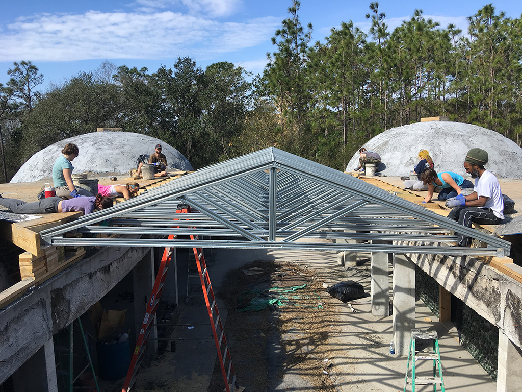 earthship-school