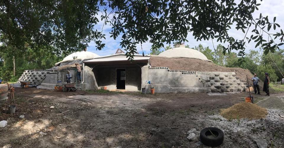 Florida Earthship Overview