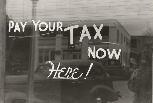 Are You Paying Your Taxes?
