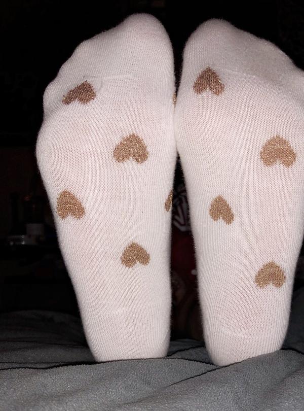 """""""HeartBreaker"""" Socks"""