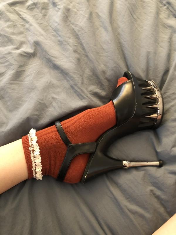 Sexy Schoolgirl Socks