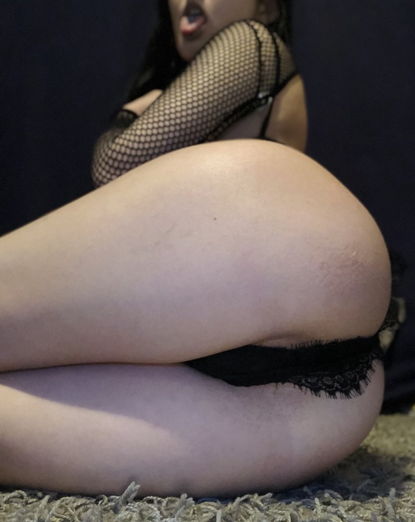 Black 😈♠️ Lace Panties & Fishnet items