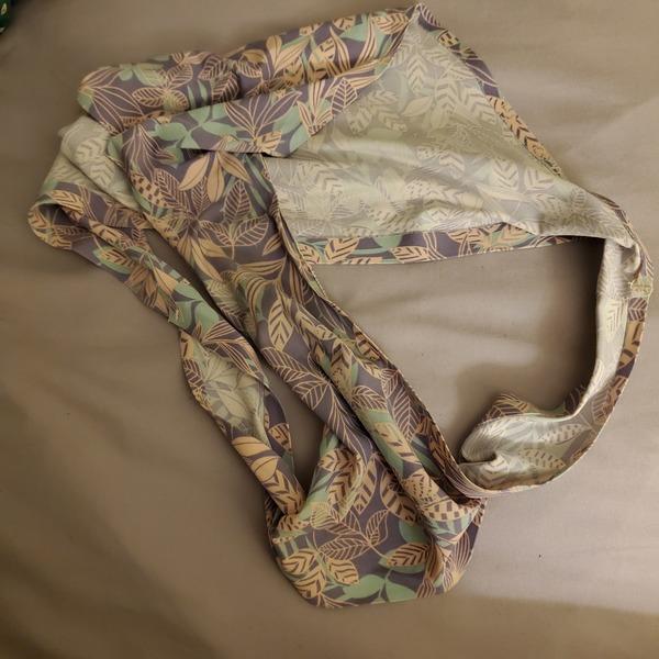 old well worn creampie panties