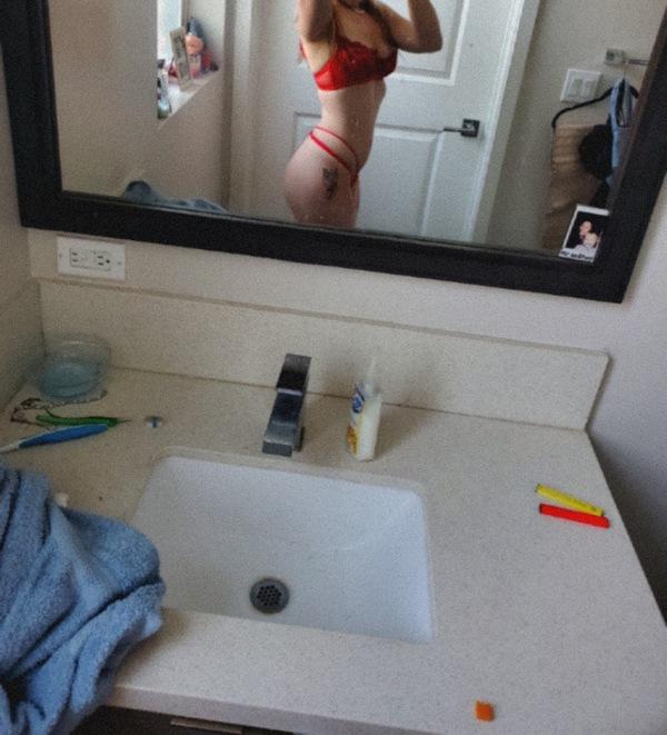 Victoria secret bra and thong set lingerie