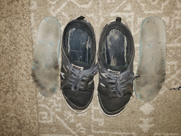 6 Year old Work Shoes