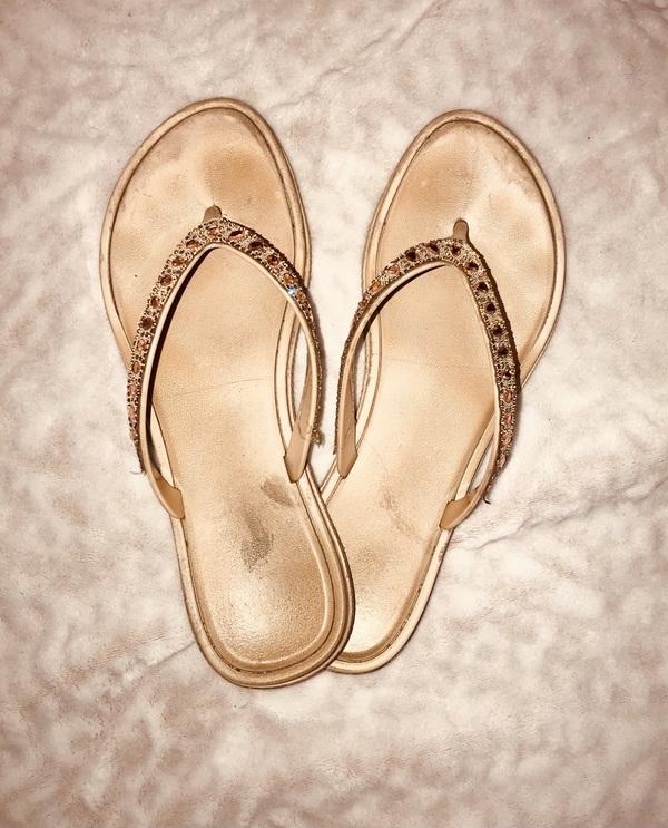 Summer Rhinestone Sandals
