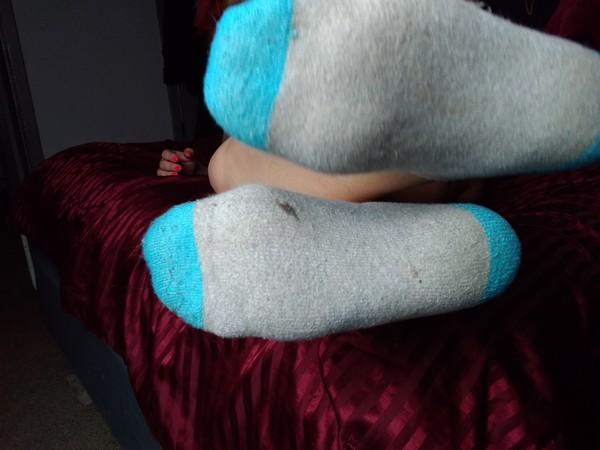 Dirty Socks 1 week wear