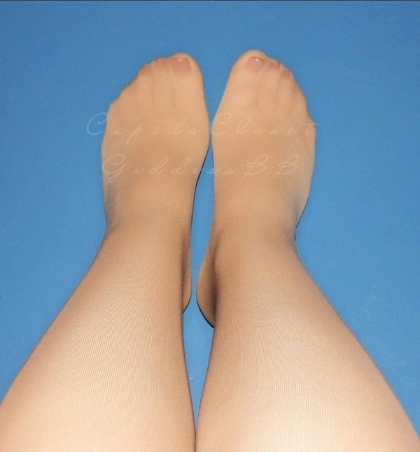 Nude Knee Highs