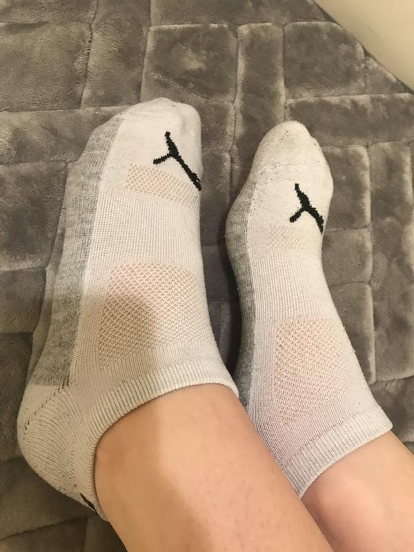 Dirty Worn Gym Socks