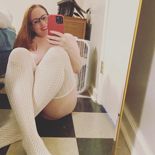 Thigh High Sweater Socks